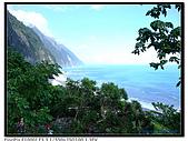 風景拍拍拍:蘇花公路上的海景
