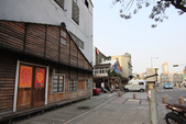 走在台南舊街巷:海安路藝術街
