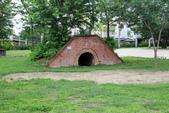 烏山頭水庫與八田與一:舊防空壕