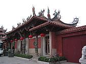 泉州風情:天后宮大門