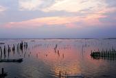 井仔腳瓦盤鹽田:七股潟湖