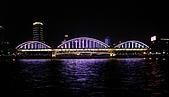 珠江夜遊:解放大橋