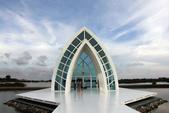 北門遊客中心:水晶教堂