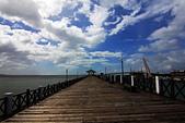 淡水漁人碼頭 ● 情人塔 :中秋節的漁人碼頭