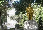 廣州黃花崗七十二烈士陵園 :先烈 鄧仲元雕像