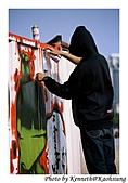 2003 國際貨櫃藝術節 :塗鴉創作(一)