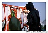 2003 國際貨櫃藝術節 :塗鴉創作(二)