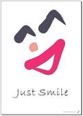 惡搞文化 - Kuso啦!:Just Smile !