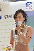 2005 台北國際電信展 Show Girl 篇:05TITNS024