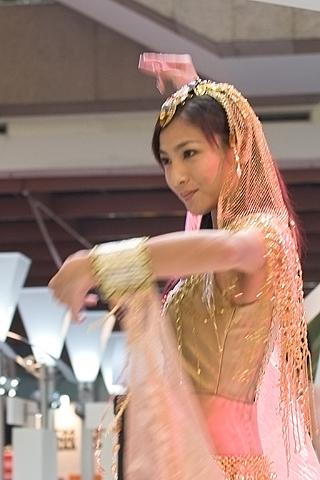 2005 台北國際電信展 Show Girl 篇:05TITNS031