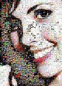 Photoshop  Practices:Mosaic