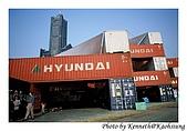 2003 國際貨櫃藝術節 :堆疊(一)