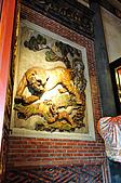 大龍峒保安宮木雕、石刻、彩繪、泥塑、交趾陶、剪黏建築裝飾藝術:保安宮主殿交趾陶藝術_5708.JPG