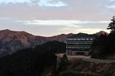 2011合歡、奇萊群峰及石門山的日出日落景色: