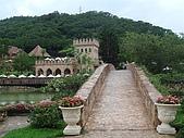 970530_台中新社莊園&薰衣草森林之旅:印入眼簾的城堡
