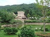 970530_台中新社莊園&薰衣草森林之旅:城堡半景