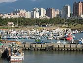 淡水:漁船碼頭