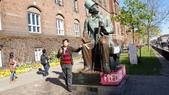 丹麥:安徒生銅像