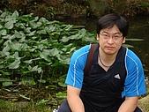 陽明山菁山露營:池塘
