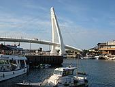 淡水:美麗吊橋