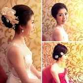 yvonne新娘~婕妤於板橋典華訂婚造型紀錄:相簿封面