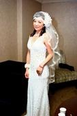 yvonne新娘~Cindy於喜來登飯店婚宴造型紀錄:1480504927.jpg