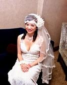 yvonne新娘~Cindy於喜來登飯店婚宴造型紀錄:1480504922.jpg