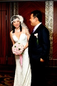 yvonne新娘~Cindy於喜來登飯店婚宴造型紀錄:1480504938.jpg