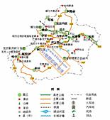 金秋北疆:新疆地圖.gif