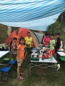 20160609 苗栗大湖。彩雲露螢谷露營區:彩雲露營區12