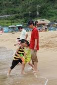 20120527 台北。萬金溫泉露營:20120527 基隆。外木山海水浴場 (19).JPG