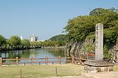 日本@國寶-姬路城+岡山城:6姬路城護城河.JPG
