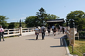 日本@國寶-姬路城+岡山城:3姬路城櫻門橋.JPG