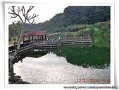 """石門水庫--大溪--櫻花道-我的故鄉事:三坑段腳踏車道""""自然生態公園"""""""
