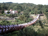 台北的郊山-2:白石湖吊橋