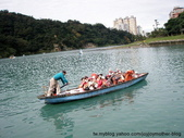 台北的郊山-2:碧潭渡船頭