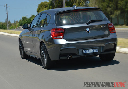 2012 BMW 118d M Sport review @ Valentino Rossi生涯59桿位106