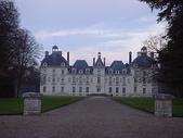 法國:謝維尼-謝維尼古堡