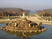 法國:凡爾賽宮後花園