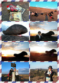 東南非 East & South Africa:棕色石頭