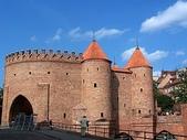 德,匈牙利,斯洛伐克與波蘭Germany,Hungary,Slovakia,Poland :古城碉堡-Barbakan