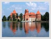 波羅的海三小國 Baltic Countries:特拉凱古堡