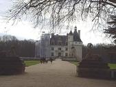 法國:雪儂莎-雪儂莎古堡