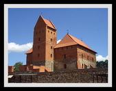 波羅的海三小國 Baltic Countries:古堡內宮殿