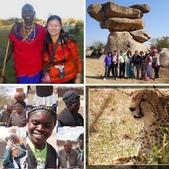 東南非 East & South Africa:相簿封面