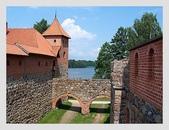 波羅的海三小國 Baltic Countries:特拉凱古堡護城河