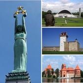 波羅的海三小國 Baltic Countries:相簿封面