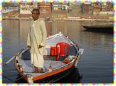 印度全覽:恆河擺渡之人