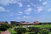 20110320宜蘭縣政府廣場:宜縣府-空中花園俯瞰1.jpg
